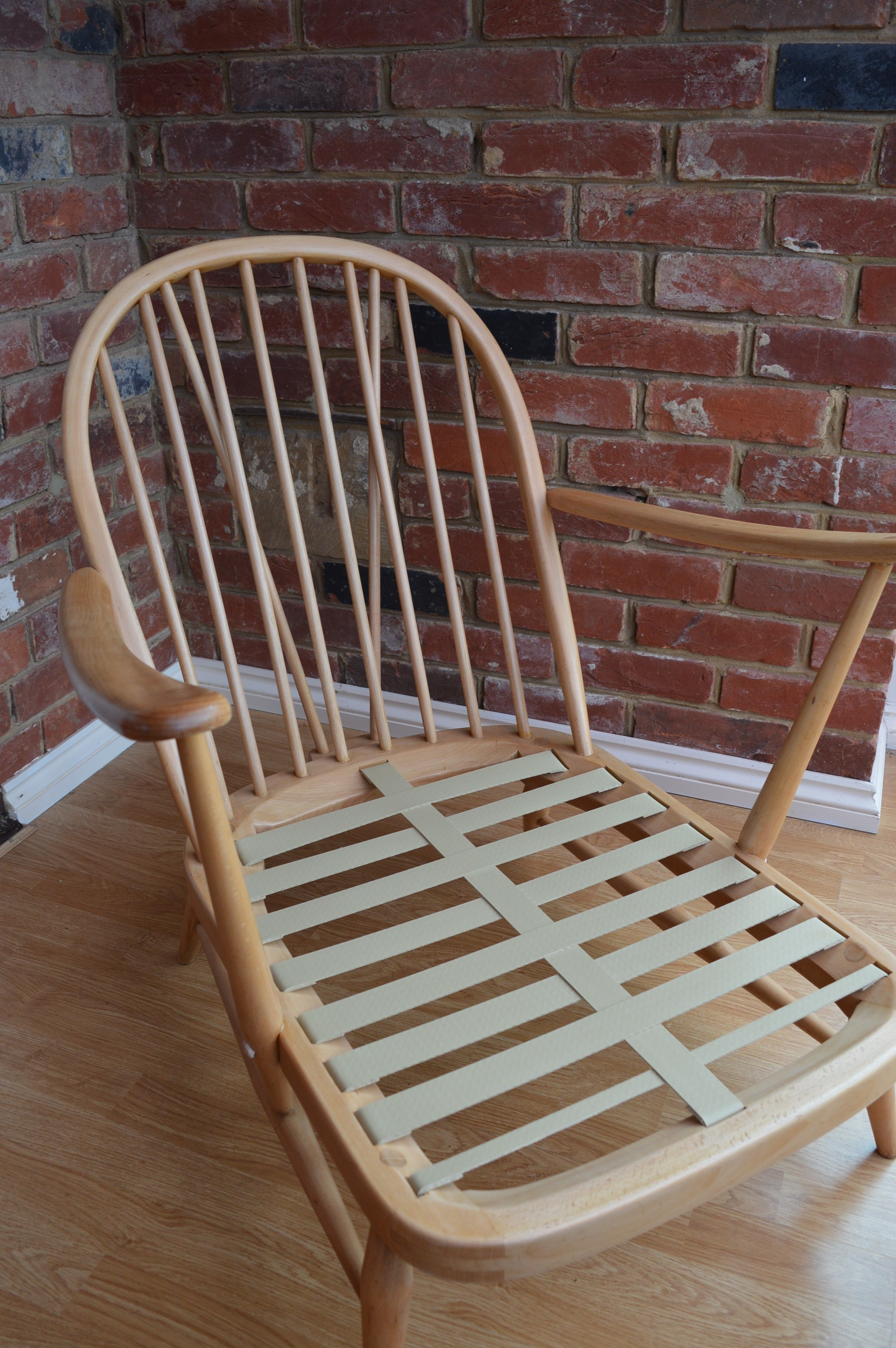 What is an Ercol 203 Chair The Andrews Partnership