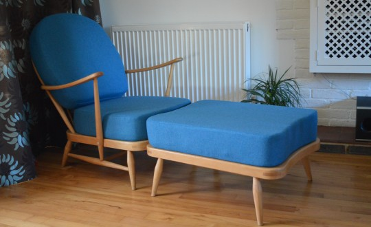 The Andrews Partnership - Upholstery