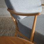 ercol windsor 203 with footstool