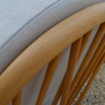 Ercol furniture restoration - how we finish
