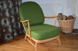 green ercol after